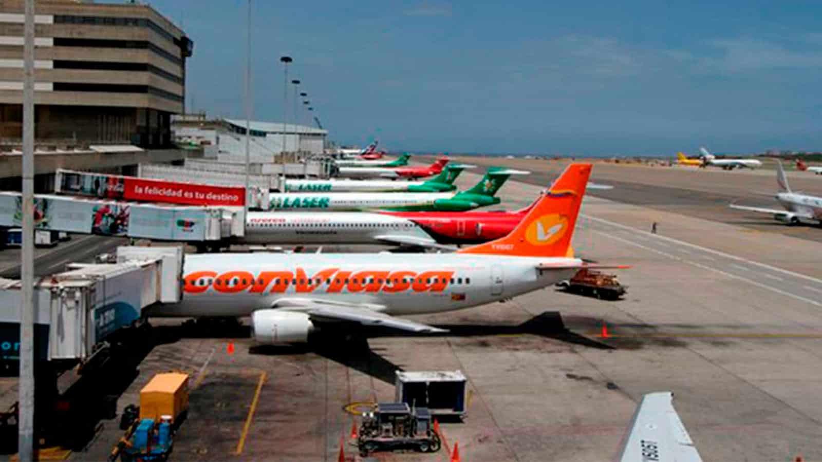 Está todo listo para la reactivación de los vuelos en Venezuela? - El Diario